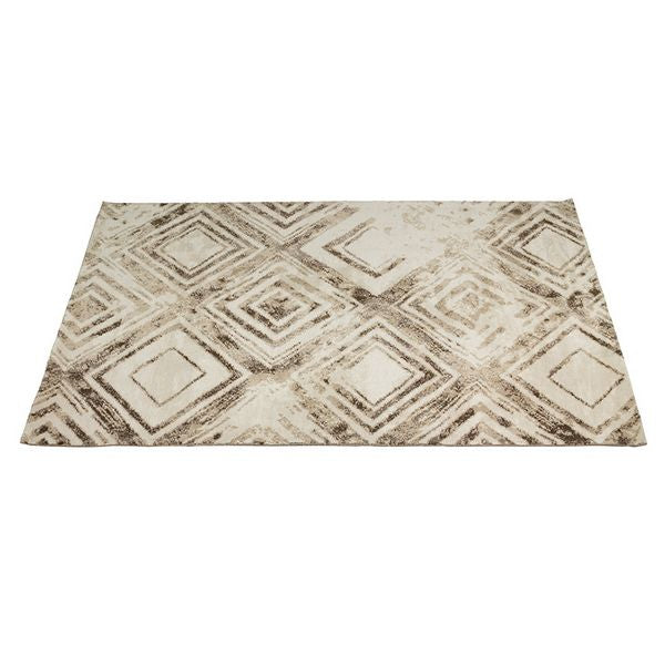 Carpet (240 x 170 x 3 cm) Brown -   - dailymegadeals-com