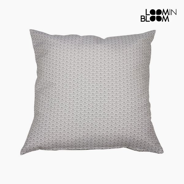 Cushion Cloud (45 x 45 x 10 cm) Cotton and polyester Grey -   - dailymegadeals-com