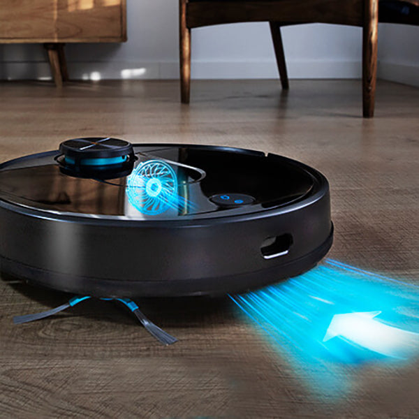 Robot Vacuum Cleaner Cecotec Conga 3690 Absolute 64 dB 2700 Pa WIFI Black