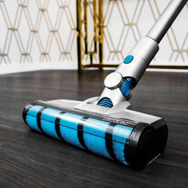Wireless Stick Vacuum Cleaner Cecotec Conga RockStar 200 Elite 800 ml 2000 mAh 380W Grey -   - dailymegadeals-com