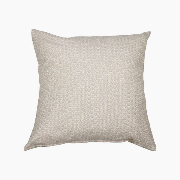 Cushion Cloud (45 x 45 x 10 cm) Beige -   - dailymegadeals-com