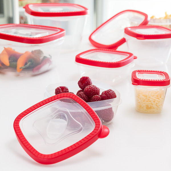 Bravissima Kitchen Lunch Boxes (24 pieces) -   - dailymegadeals-com