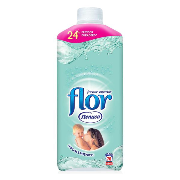 Flor Nenuco Concentrated Fabric Softener 1.5 L (70 washes)