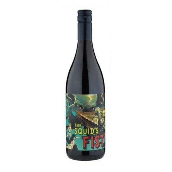 The Squid's Fist, Clare Valley, 2018, Sangiovese/Shiraz