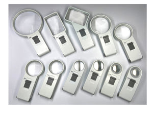 Tech Optics LED Handheld Magnifiers
