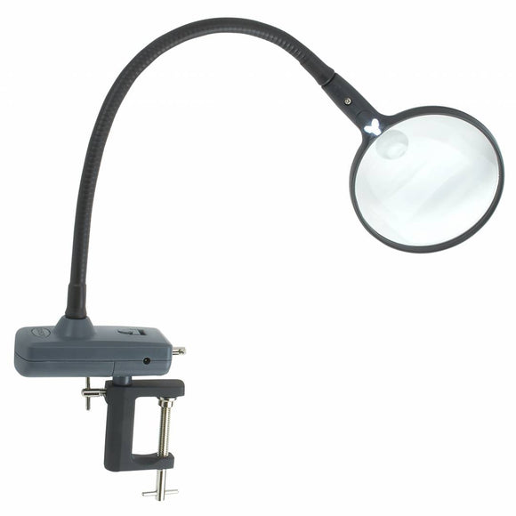 Carson MAGNIFLEX™ Clamp On Magnifier