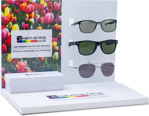 Chemistrie Color POP Display