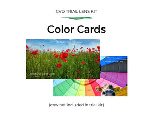 Colorblind Lenses Trial Kit