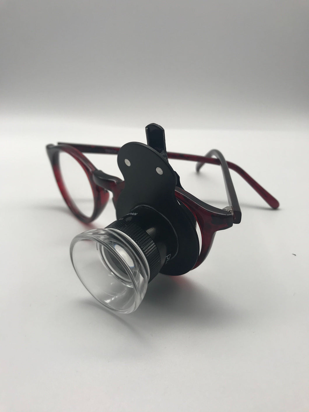 Tech Optics Custom Clip-On Loupes