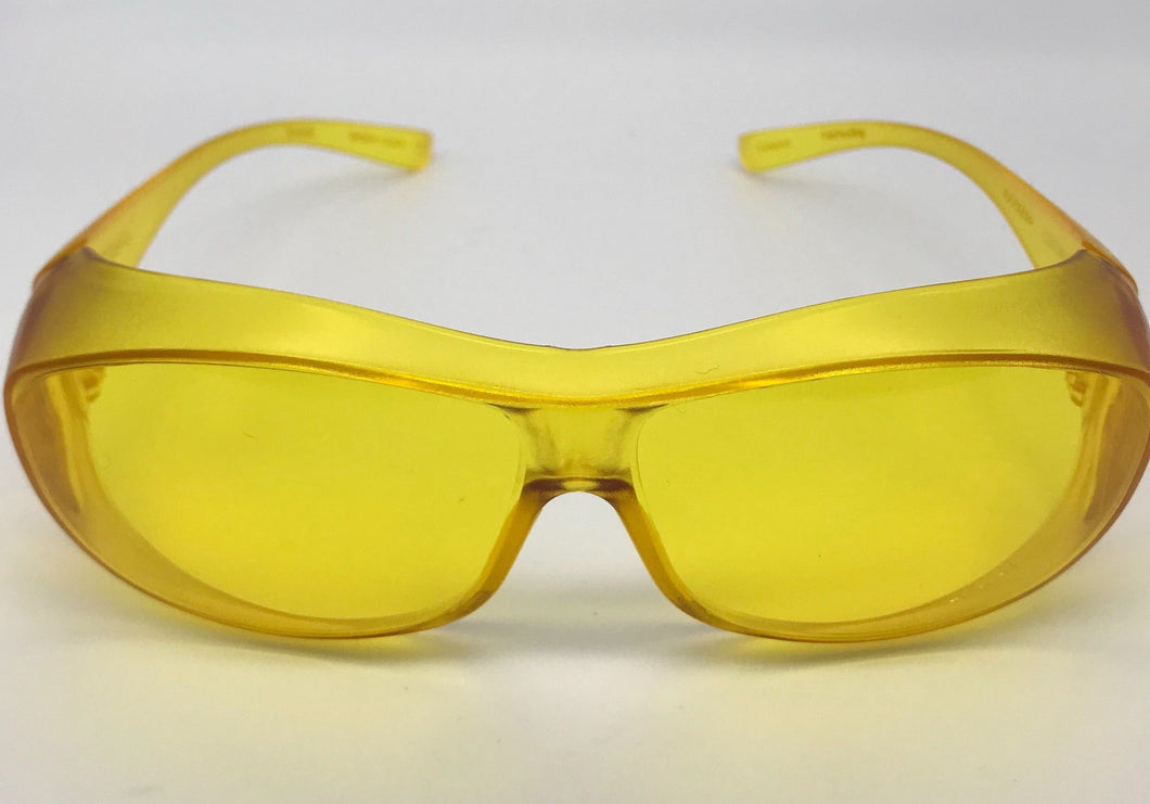 Cocoons Lightguard Safety Fitovers - Yellow