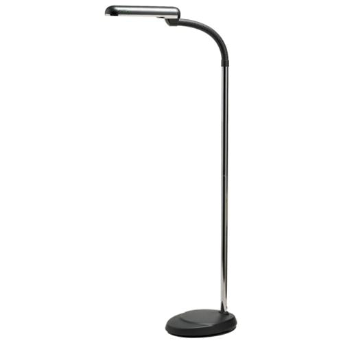 OTT LITE FLOOR LAMP WITH MAGNIFIER