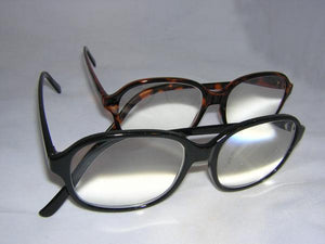 READING GLASSES CLASSIC UNISEX DEMI AMBER +5.00