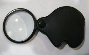 "SELSI 3.5X 11D 1.75"" POCKET MAGNIFIER IN CASE"