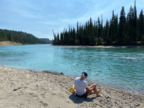 Kootenay River stones tumbled earth kimberley bc