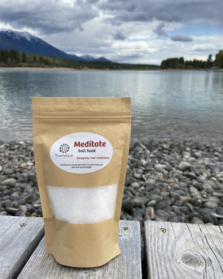 Meditate Salt Soak