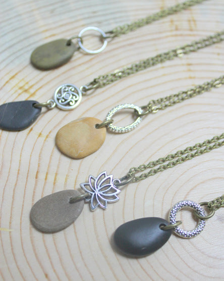 Morning Dew Short Necklace