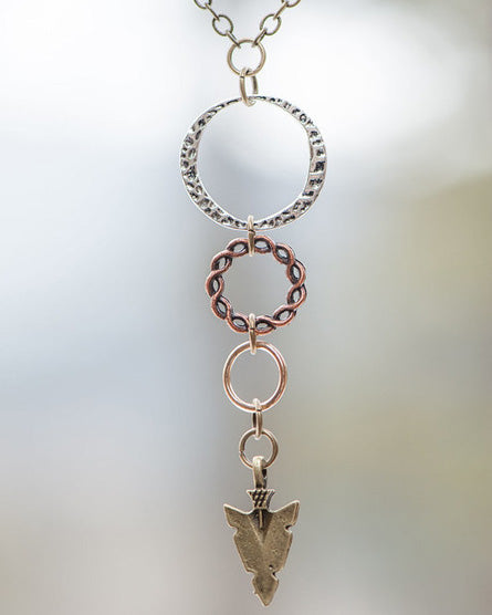 Four Winds Necklace