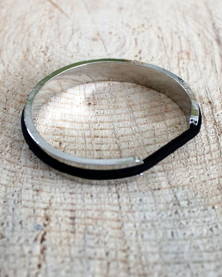 Elastic Band Bangle Bracelet