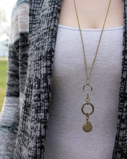 Puddle Necklace