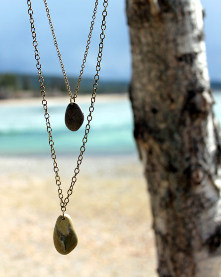 Runoff Necklace