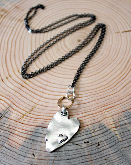 You Have My Heart Necklace
