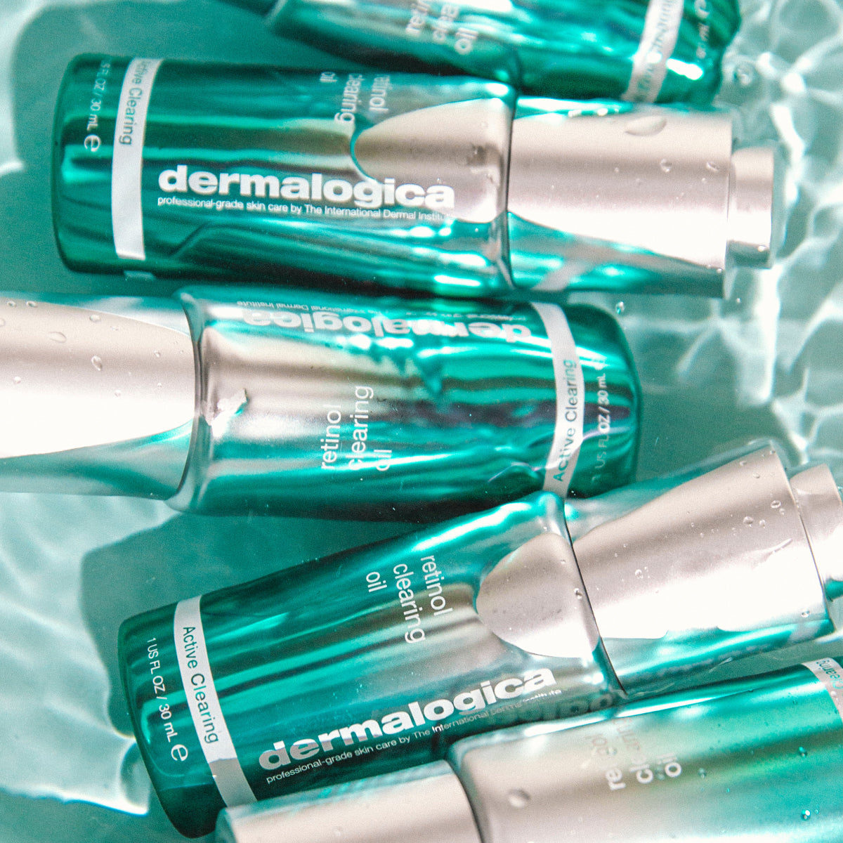 Dermalogica Retinol Clearing Oil Bottle