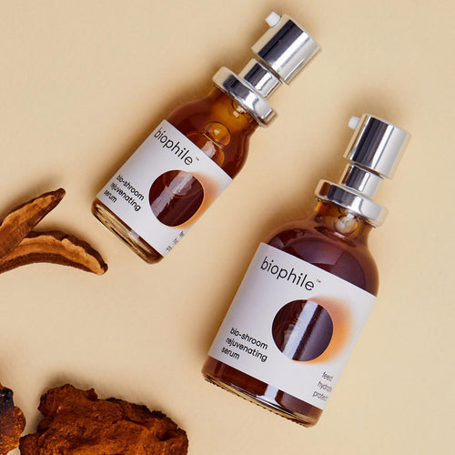Biophile Bio-Shroom Rejuvenating Serum