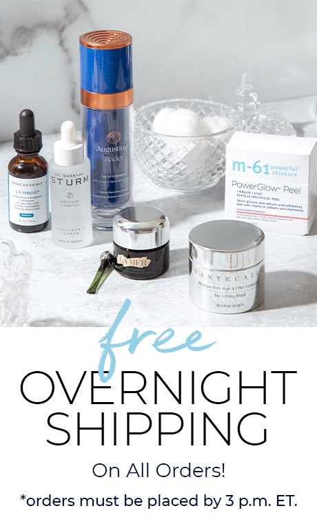 Free Overnight Shipping Offer