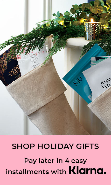 Shop Holiday Gifts with Klarna