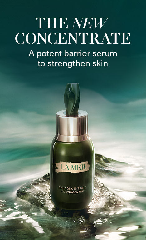 La Mer, The New Concentrate, A potent barrier serum to strengthen skin