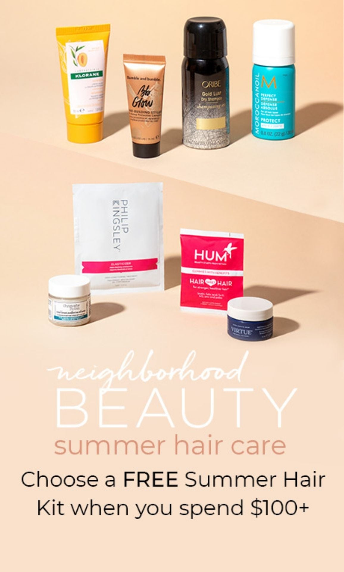 Neighborhood Beauty Hair Kits