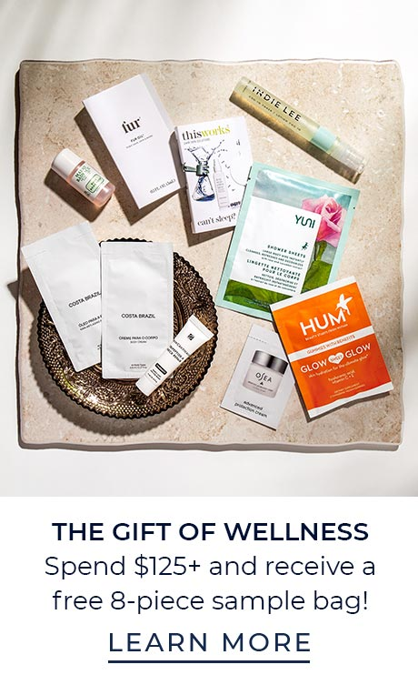 Free Wellness Gift With Purchase