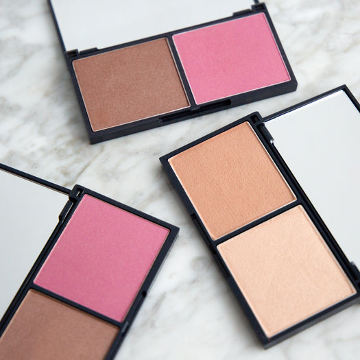 Sunrise Bronzer & Blush Palette