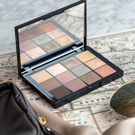 Destination Nudes Eyeshadow Palette