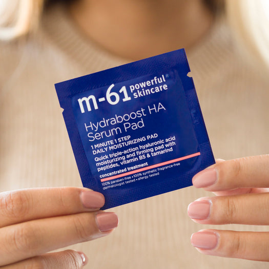 M-61 Hydraboost Ha Serum Pad 30 Treatments