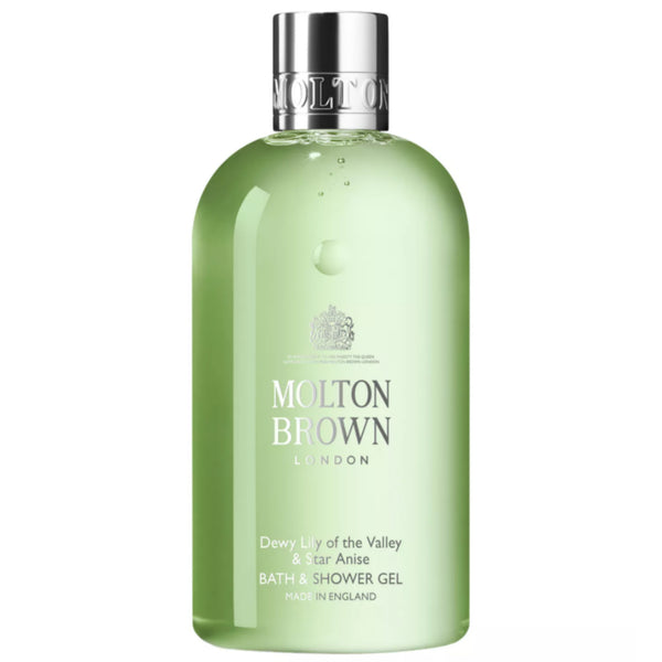 Dewy Lily of the Valley and Star Anise Shower Gel