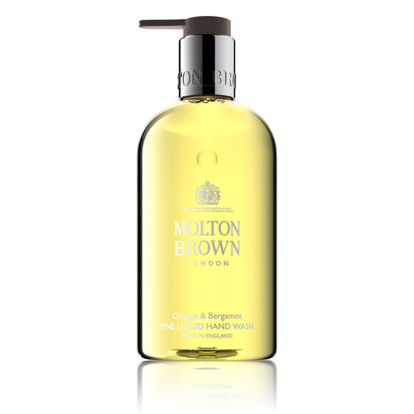 Orange & Bergamot Fine Liquid Hand Wash