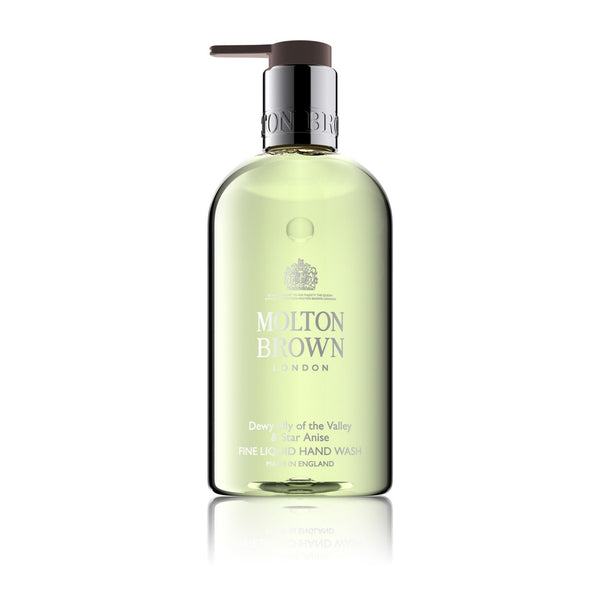 Dewy Lily of the Valley and Star Anise Fine Liquid Hand Wash