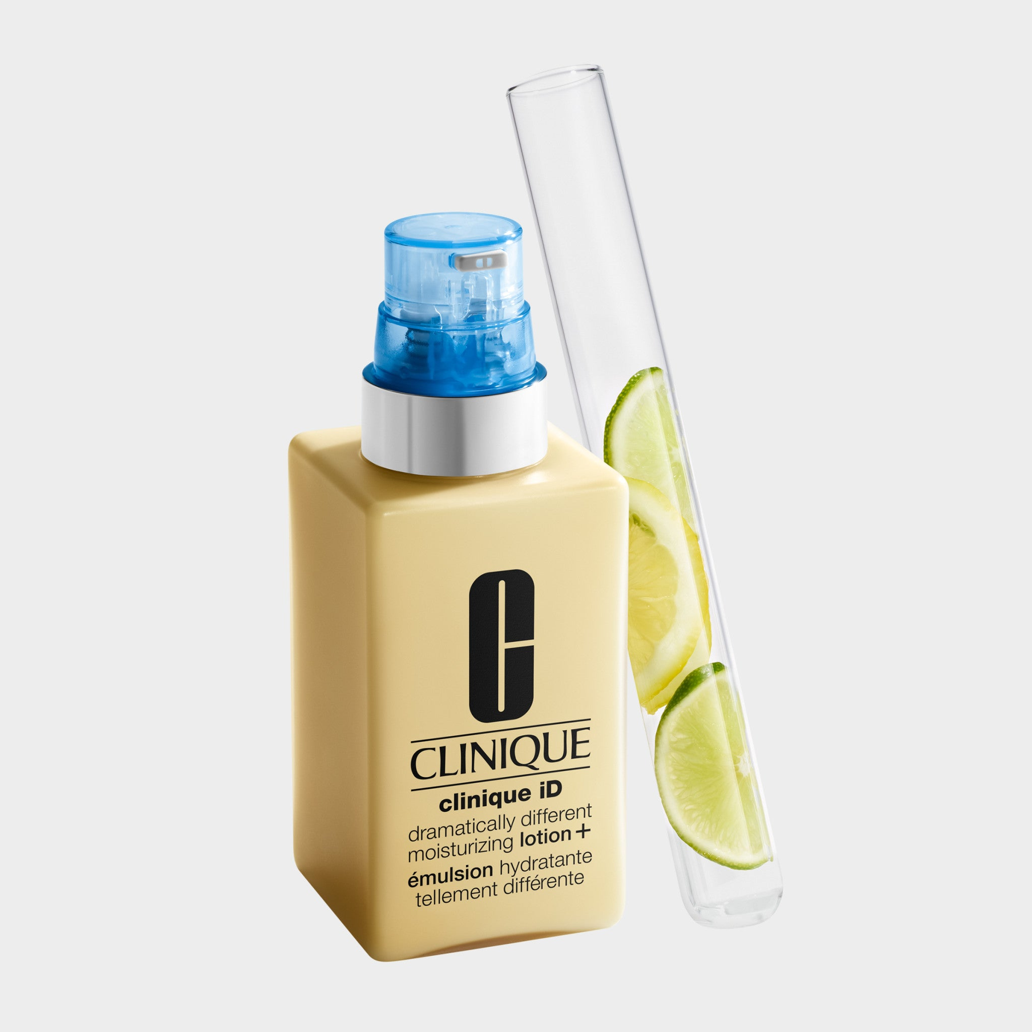 Clinique iD™: Dramatically Different Moisturizing Lotion+™ + Active Cartridge Concentrate for Pores & Uneven Texture