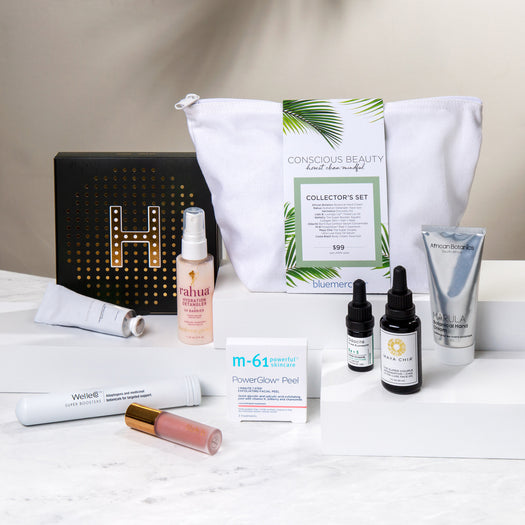 Conscious Beauty Collector's Set