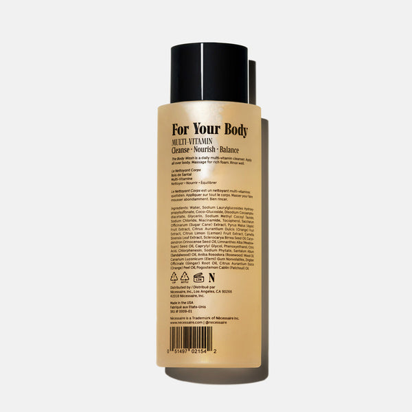 The Body Wash - Sandalwood