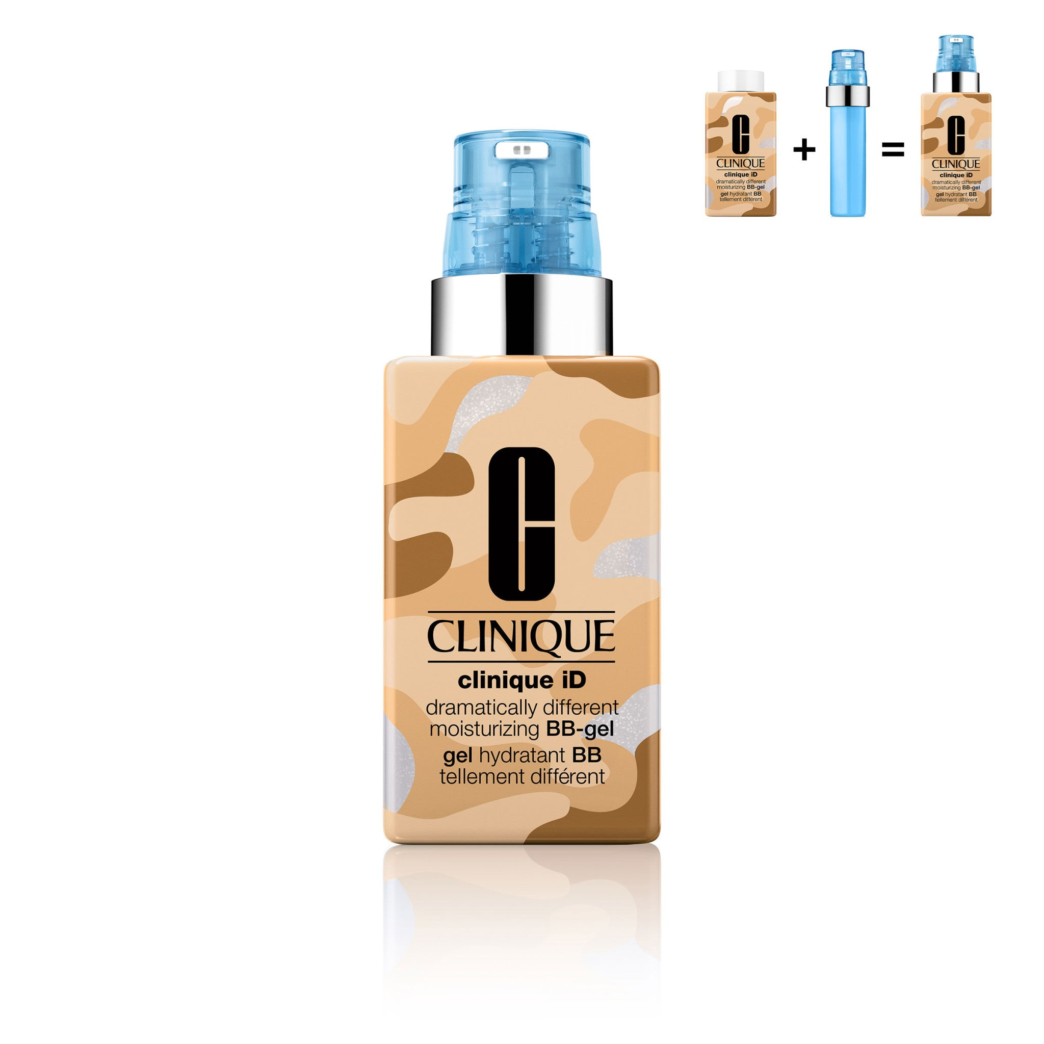 Clinique iD™: Dramatically Different™ Moisturizing BB-gel for Pores & Uneven Texture