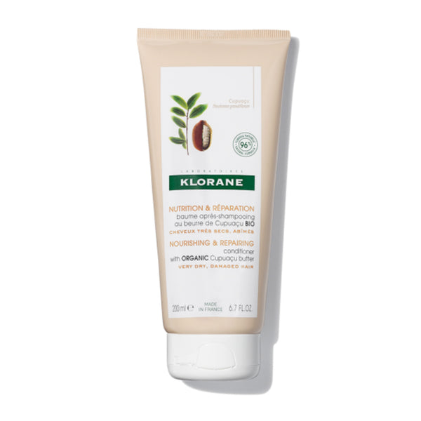 Conditioner With Organic Cupuaçu Butter