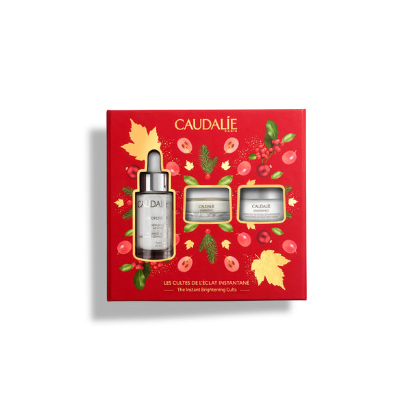 Caudalie Vinoperfect Instant Brightening Cults Set