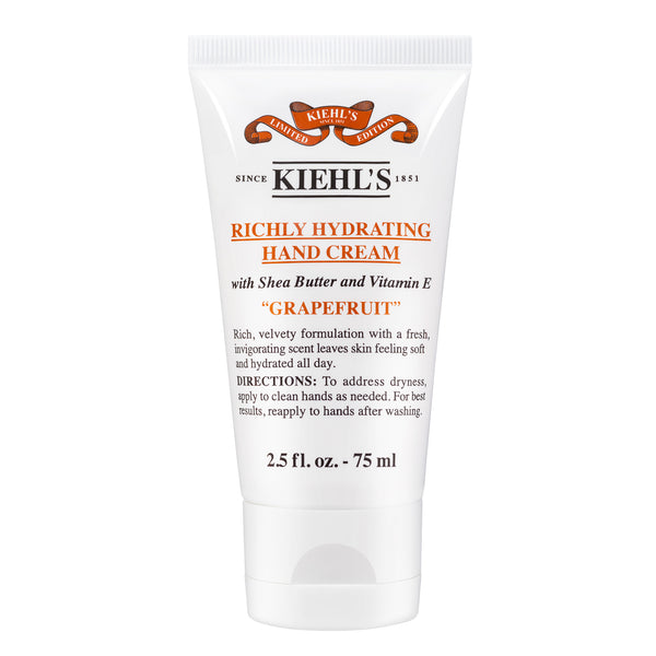 Grapefruit Scented Hand Cream