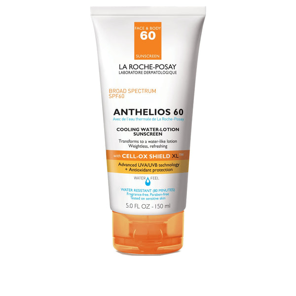 Anthelios 60 Cooling Water Lotion Sunscreen