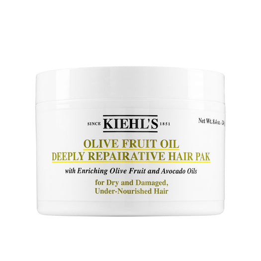 Olive Fruit Oil Repairative Hair Pak