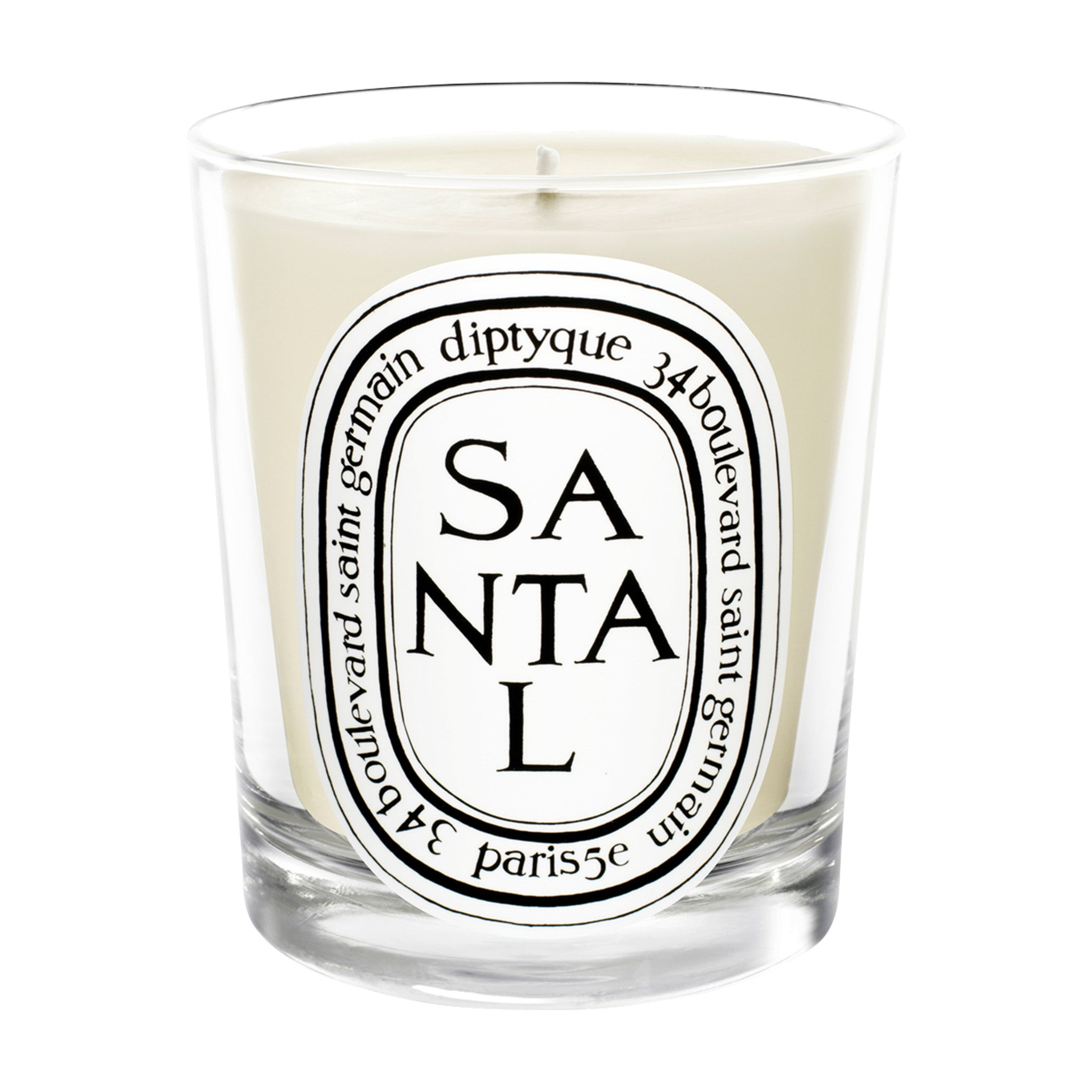 Santal / Sandalwood Candle