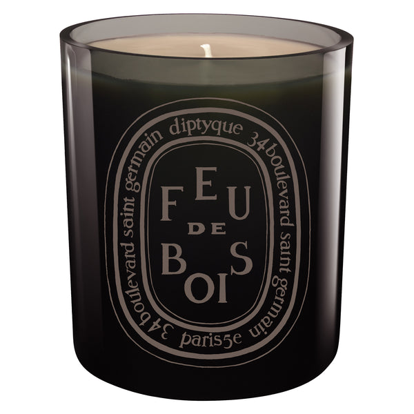 Feu de Bois / Wood Fire Gris Candle