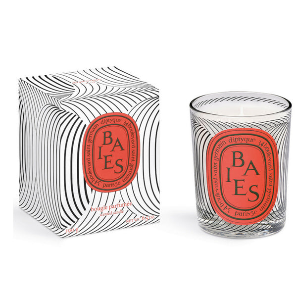 Baies Dancing Ovals Candle